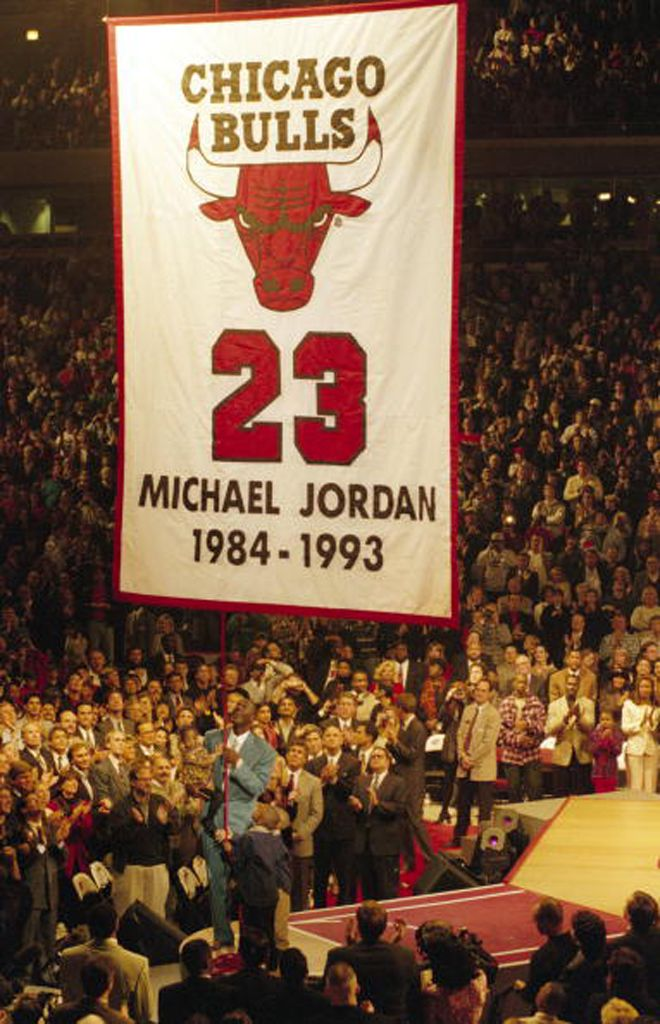 Retirement of MJ