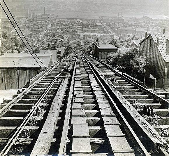 funicular, Pittsburgh