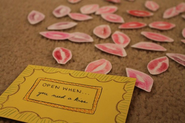 Dear.My Darling♡夫婦で贈り合うのが素敵な「OPEN WHEN LETTERS」って知ってる?にて紹介している画像