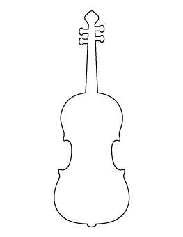 Violin Pattern