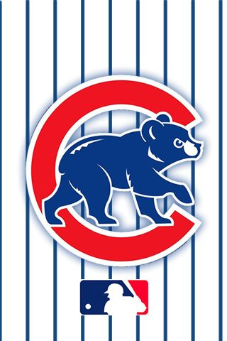 My dad has always been a fan of the cubs. I remember watching baseball tge games on tv we only ever watched the cubs play.