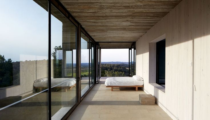 Solo House in Spain / designed by Pezo von Ellrichausen Architects