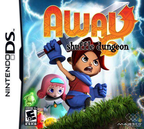 Amazon.com: Away Shuffle Dungeon - Nintendo DS: Artist Not Provided: Video Games