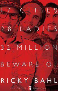 Would like to see this bollywood movie. Ladies vs Ricky Bahl. Big fan of Ranveer Singh!!