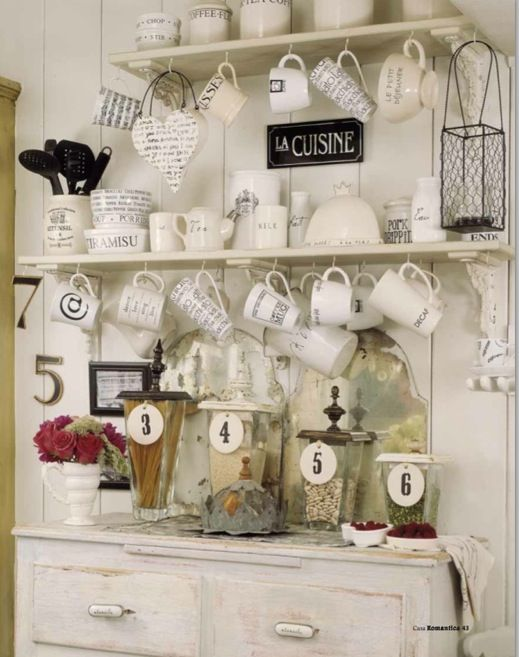17 Best Images About Mug Display On Pinterest Wall Mount