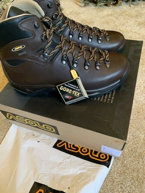 81ff352e7d6 Asolo TPS 520 GV MM Gore-Tex Hiking Boots 11.5 Men's Medium ...