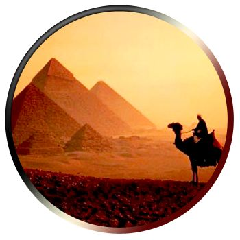 Great Pyramid of Giza | Geography: grade 2-5 common core aligned lesson | Wonderville