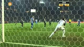 Golo Lucho González (FC Porto 2-0 V. Setúbal), via YouTube.