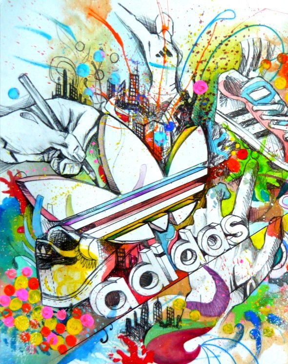 186 best images about adidas on Pinterest   Behance, Logos and Originals