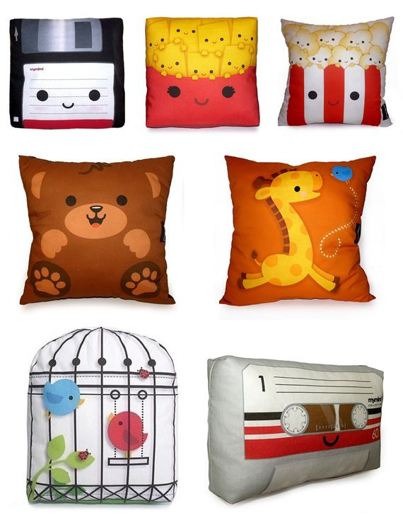 I am in love with these! SO cute