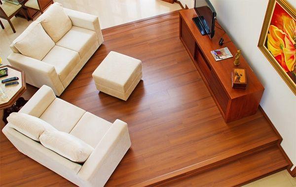 Piso vinilico ou piso laminado, qual escolher?