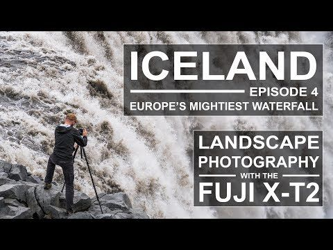 (15) Long Exposure Landscape Photography | Fuji X-T2 + Nisi filters - YouTube
