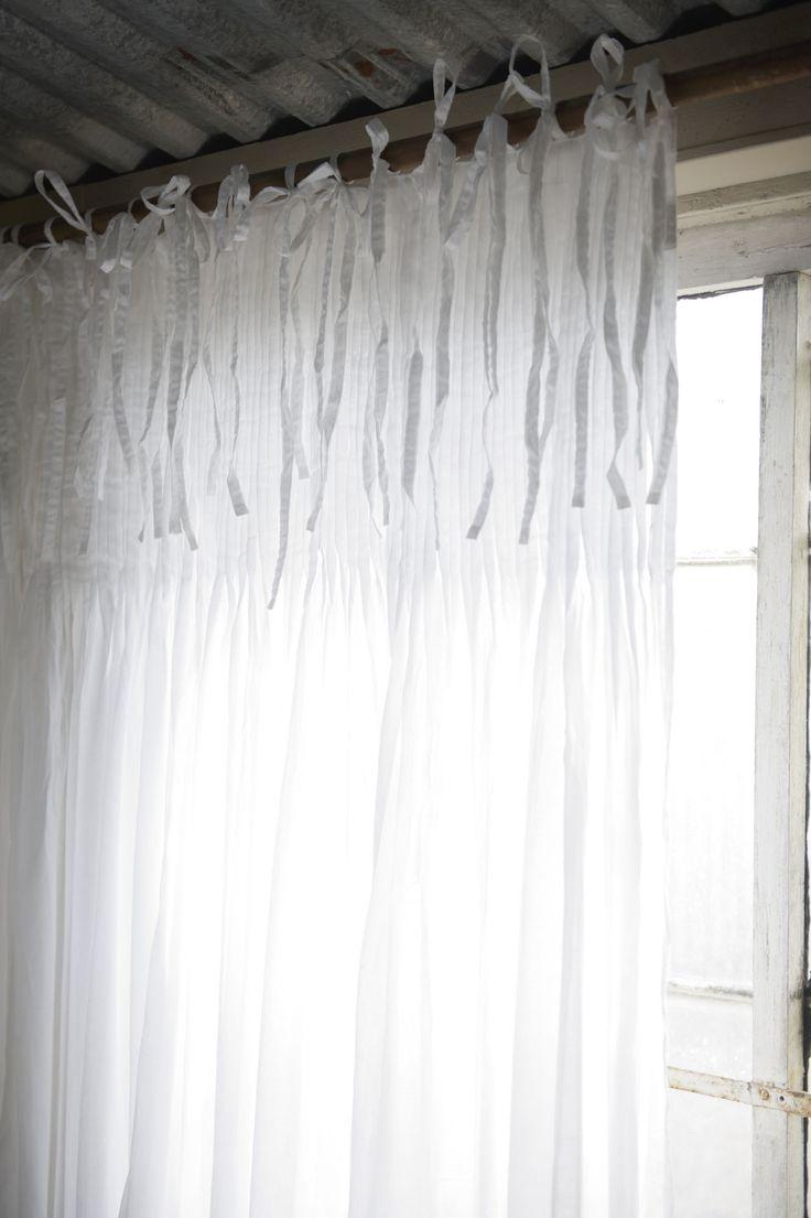 Meer dan 1000 ideeën over witte slaapkamer gordijnen op pinterest ...