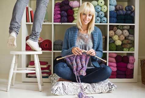 Opening a Yarn Shop - Starting a Business - Resources for Entrepreneurs - Gaebler Ventures - Chicago, Illinois