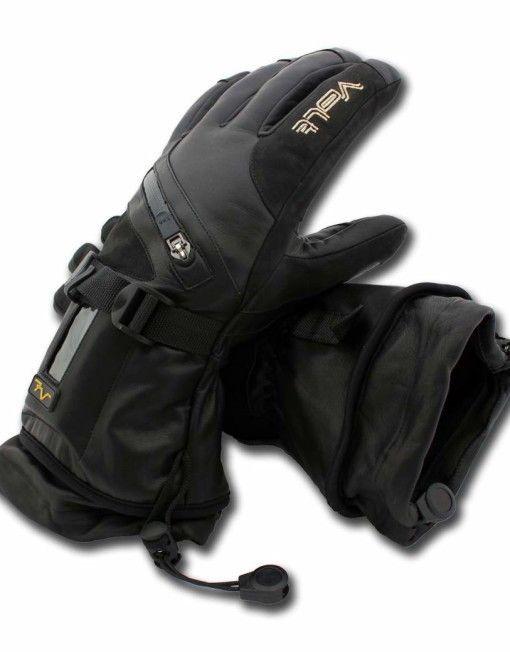 TITAN – Women's 7v™ Leather Heated Gloves
