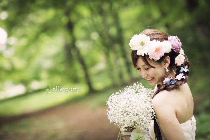 ラプンツェルの前撮り* |*ウェディングフォト elle pupa blog*|Ameba (アメーバ)