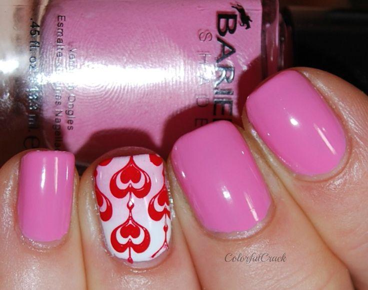 "Barielle ""Pink Parasol"" www.colorfulcrack.com | Re-Pin ..."