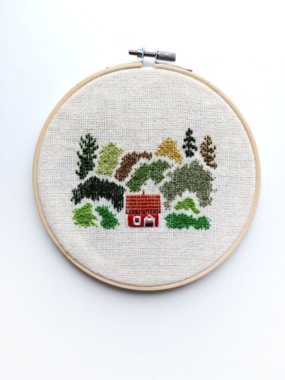 The home by AlexandraBoman on Etsy