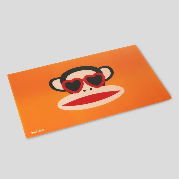 PAUL FRANK, Placemat Orange, Design by Room Copenhagen