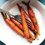Glazed Baby Carrots Recipe - tasty, easy. A nice side dish, stovetop and quick so you can focus on other things