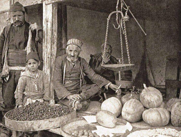 """""""@NataliAVAZYAN: Osmanlı Üsküb'ü Bal kabağı satıcısı """""""