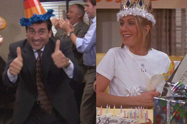 You Want To Know What TV Show Shares A Birthday With You