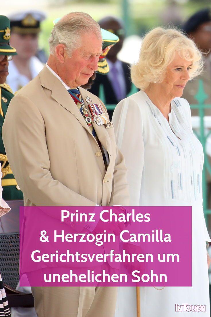 Prinz Charles Herzogin Camilla Schmutziges Gerichtsverfahren Um Unehelichen Sohn Herzogin Camilla Camilla Prinz Charles