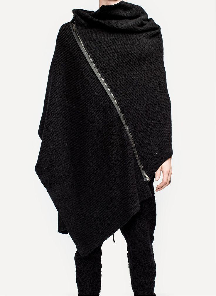 Daniel Andresen https://cruvoir.com/94-daniel-andresen/1117-abito-zip-scarf.html