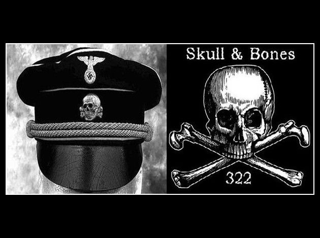 The Men Called Their Organization Brotherhood Of Death Or More Informally Order Skull And Bones They Adopted Numerological Symbol 322