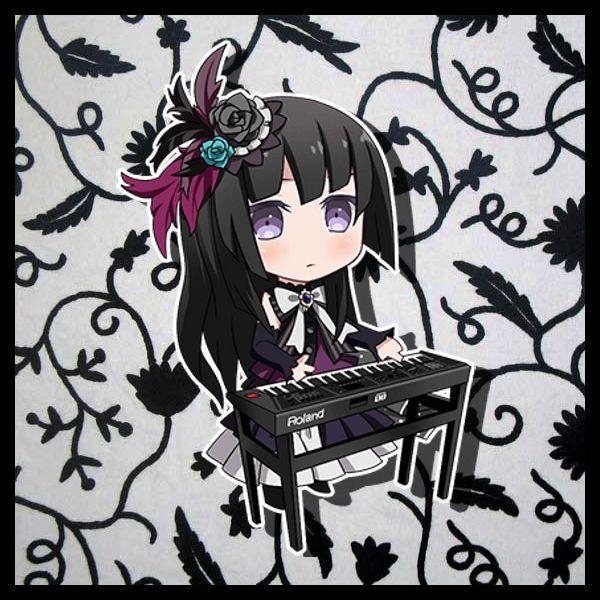 Rinko Shirokane - Roselia