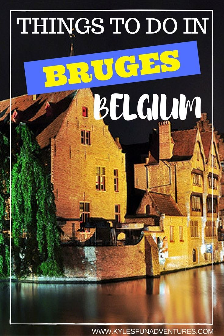 Europe Travel Guide | Top Tourist Attractions and Best Things to do in Bruges, Belgium