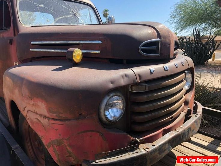 Best Car For Sale 1948 Ford Other Pickups Truck 1 2 Ton Short Bed 400 x 300