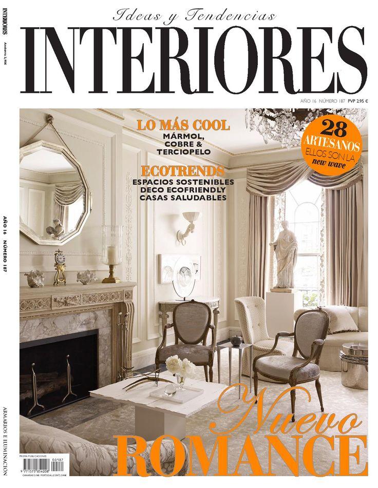 artculo de revista interiores interiores sarachueca