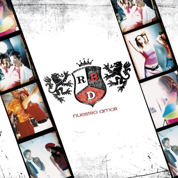 RBD: Nuestro amor - (CD Single) 2005.