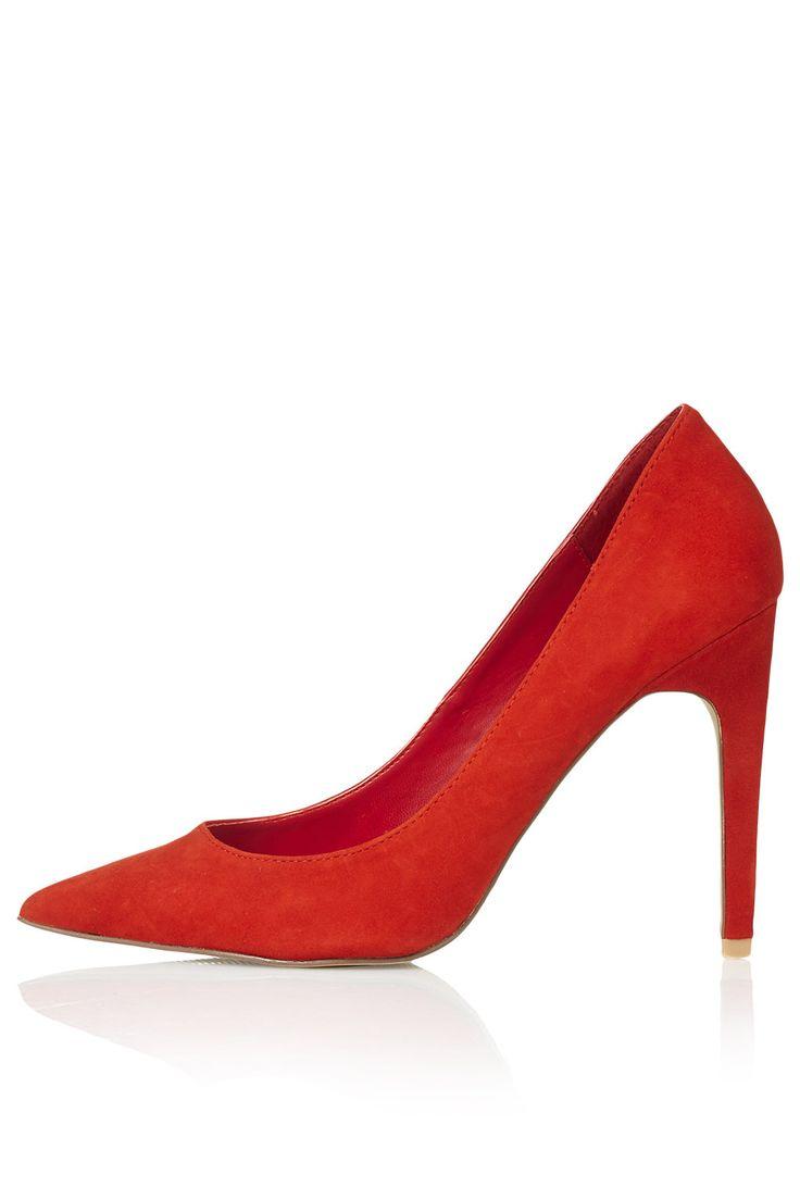 GEMINI Suede Court Shoes | Topshop