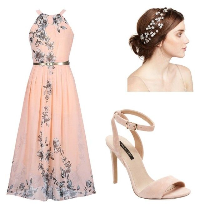 """""""Untitled #14"""" by niken-laras on Polyvore featuring WithChic, Ava & Aiden and Jennifer Behr"""