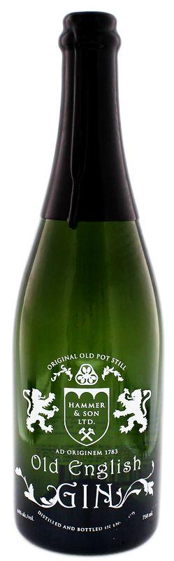Old English Gin PD
