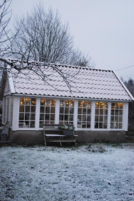 julia - greenhouse