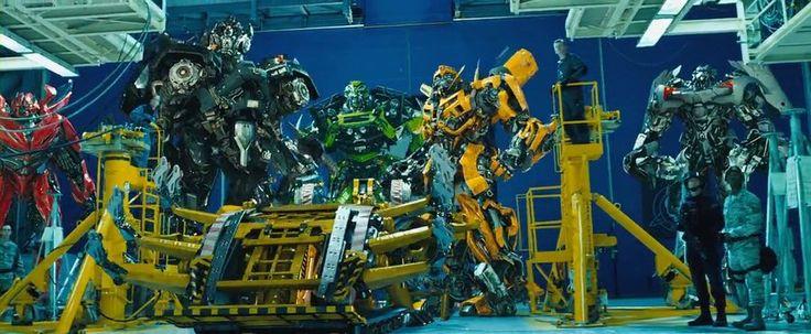 autobot team by ashm13 on DeviantArt