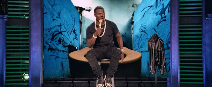 Comedian Kevin Hart performs in front of a sold-out crowd at Lincoln Financial Field. Watch the trailer for his stand-up concert film Kevin Hart: What Now?