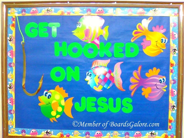 Get hooked on the Good Book-make the CD fish