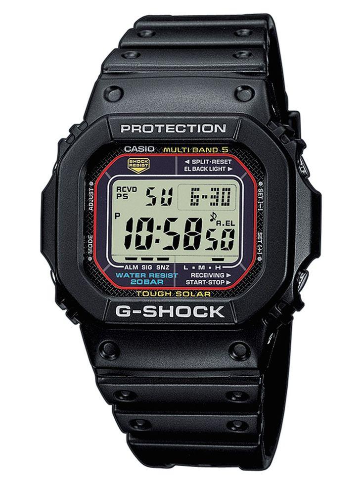 Casio GW-M5610-1ER G-Shock Solar