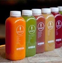 Green Carrot Juice Company - wpg