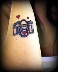 tatuagens de cameras fotograficas no pulso - Pesquisa Google