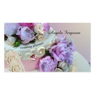 76 best business cards images on pinterest professional business card for a wedding or event planner or a wedding cake bakery featuring a junglespirit Gallery