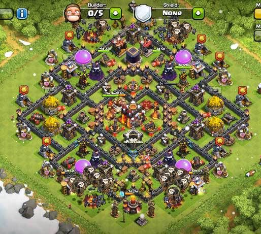 Best-Clash-Of-Clans-Town-Hall-Level-10-Defense-Base-Design-6.jpg (514×461)