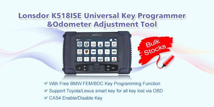 Lonsdor K518ise Key Programmer 1099usd Promotion On 11 11 Skype