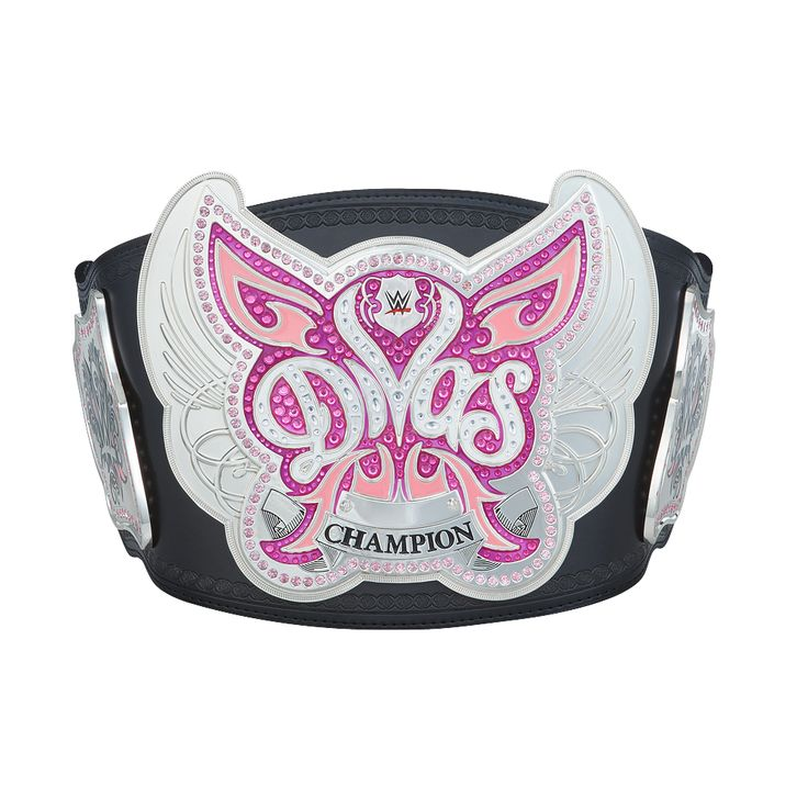 Introducing the NEW WWE Divas Championship Replica Title Belt! This highly detailed replica title which features the updated WWE logo unveiled in 2014, is produced using a high-quality simulated leather strap with metal plating.