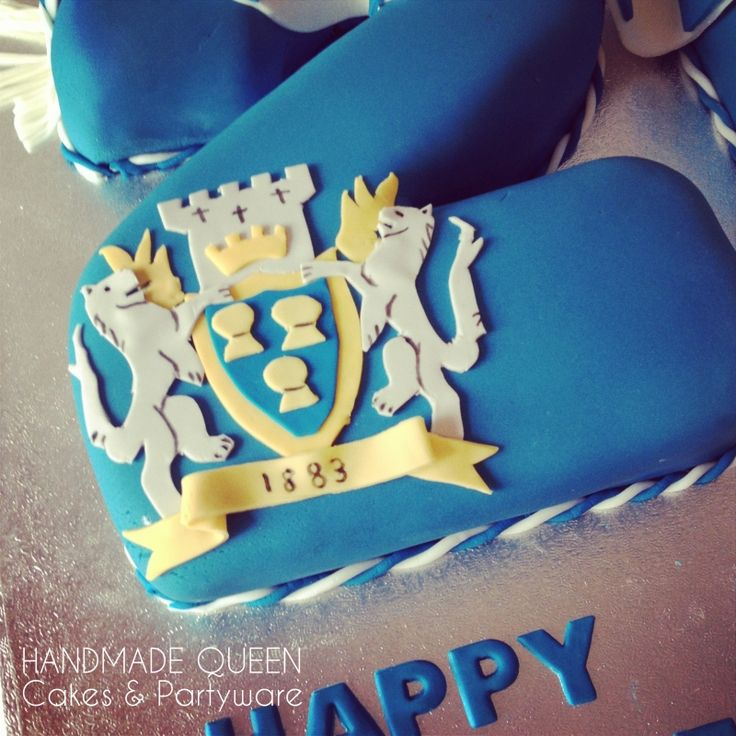 Stockport County FC 21st Birthday Cake #21 #number #scfc