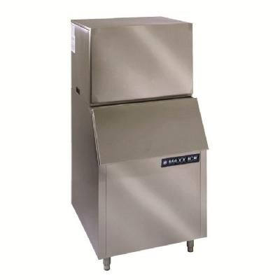 Countertop Ice Maker Lowes : ice 600 lb freestanding icemaker in stainless steel silver ice makers ...
